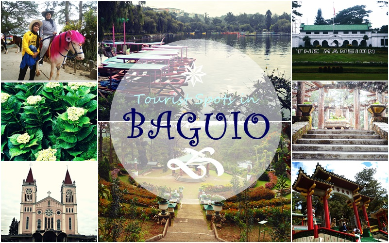 Baguio City Top Tourist Destinations