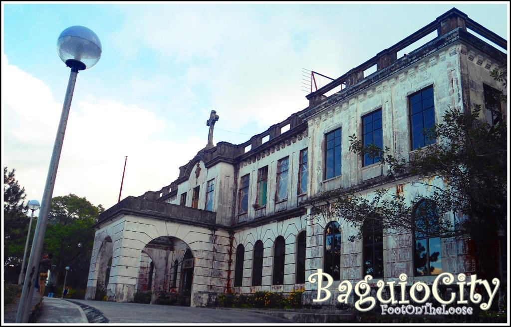 describe baguio city