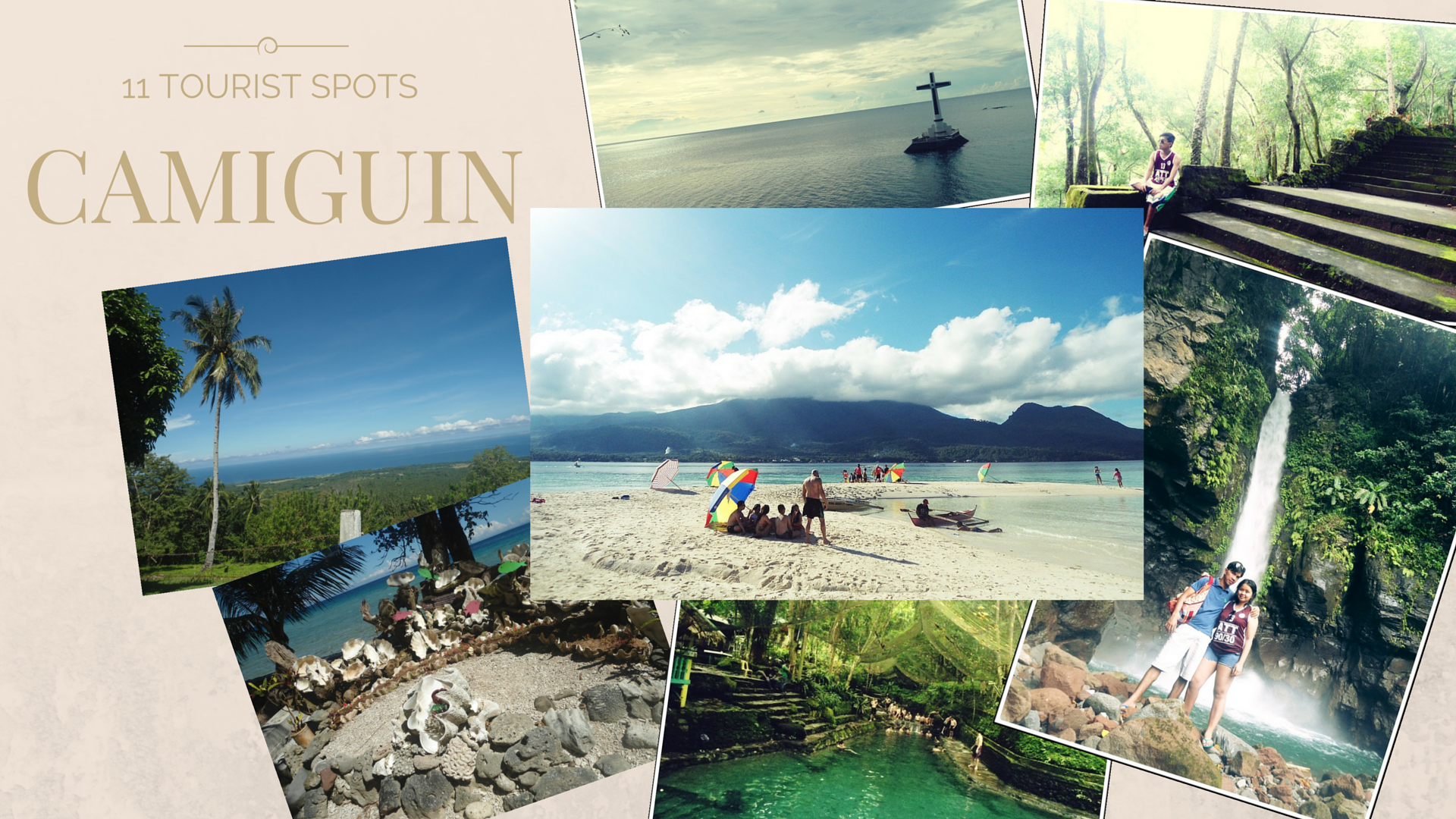 11 Must See Tourist Spots In Camiguin