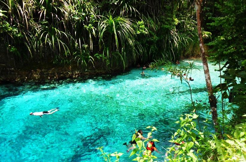 Enchanted River