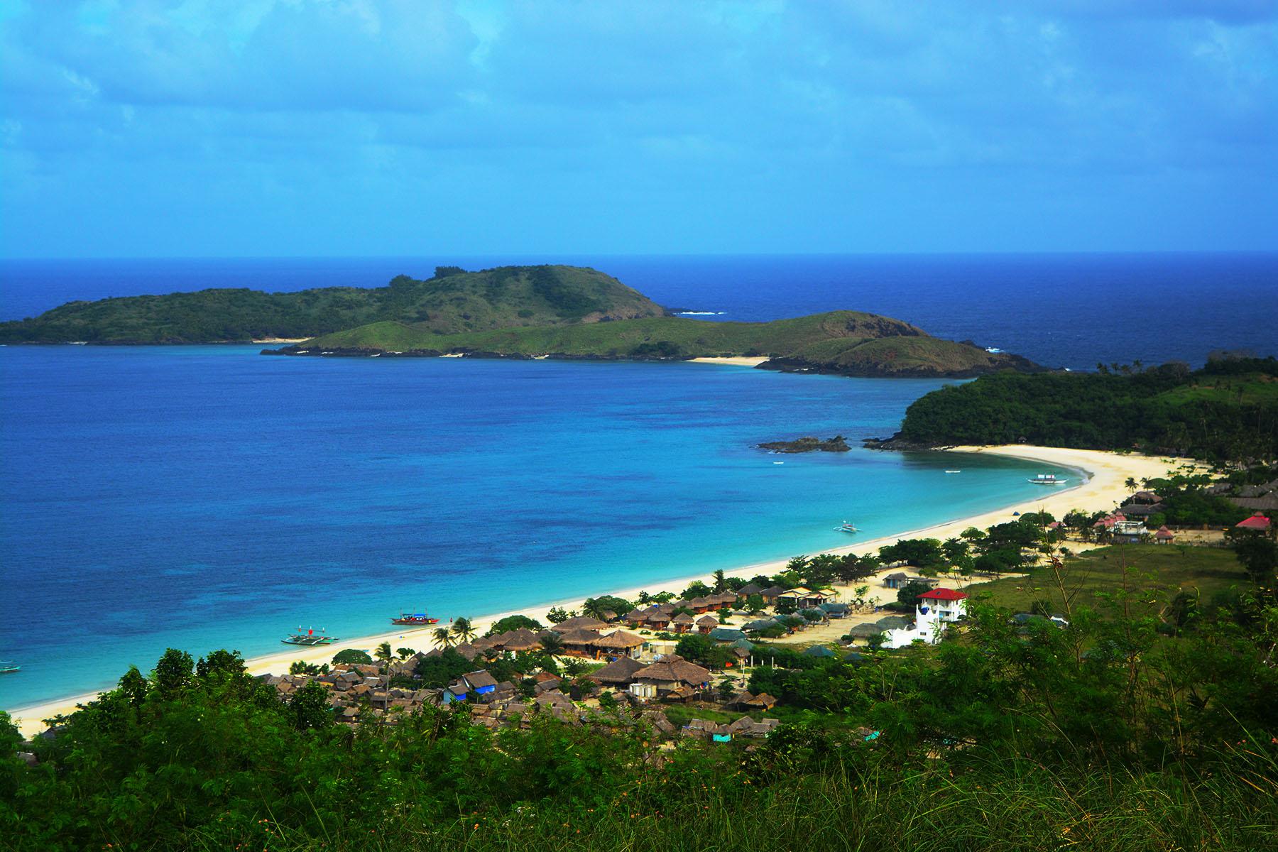 Calaguas Island Camarines Norte Map CALAGUAS ISLAND: Budget Travel Guide + Itinerary And Useful Tips