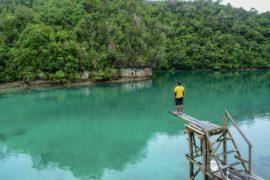 SUGBA LAGOON - SIARGAO ISLAND